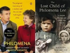 Philomena, Martin Sixsmith.