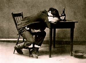 19th century Visions of Drunkenness