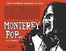 Monterey Pop Festival, 1968