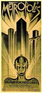 Metropolis Theatre Poster, 1927